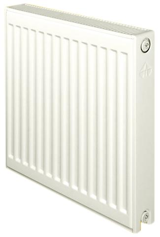 Радиатор отопления Лидея ЛК 20-506 белый