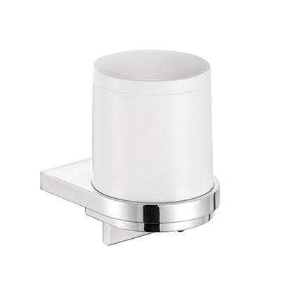 Collection Moll 12752 010100 ХромАксессуары для ванной<br>Keuco Collection Moll 12752010100 дозатор жидкого мыла. В комплекте с держатель и насос. <br>Объем: около 180 мл. Монтаж - настенный.<br>