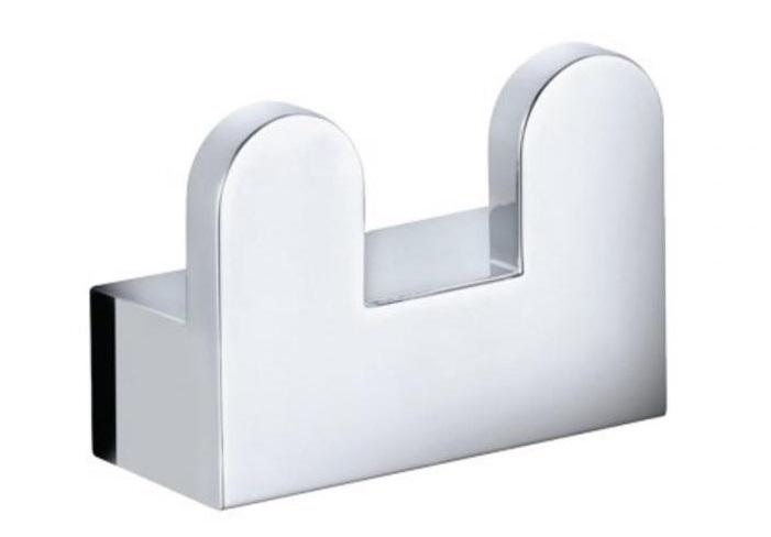 Edition 300 30015 010000 ХромАксессуары для ванной<br>Keuco Edition 300 30015 010000 двойной крючок для полотенец. Монтаж настенный.<br>