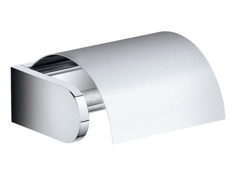 Edition 300 30060 010000 ХромАксессуары для ванной<br>Keuco Edition 300  30060 010000 держатель для туалетной бумаги с крышкой. Монтаж настенный.<br>