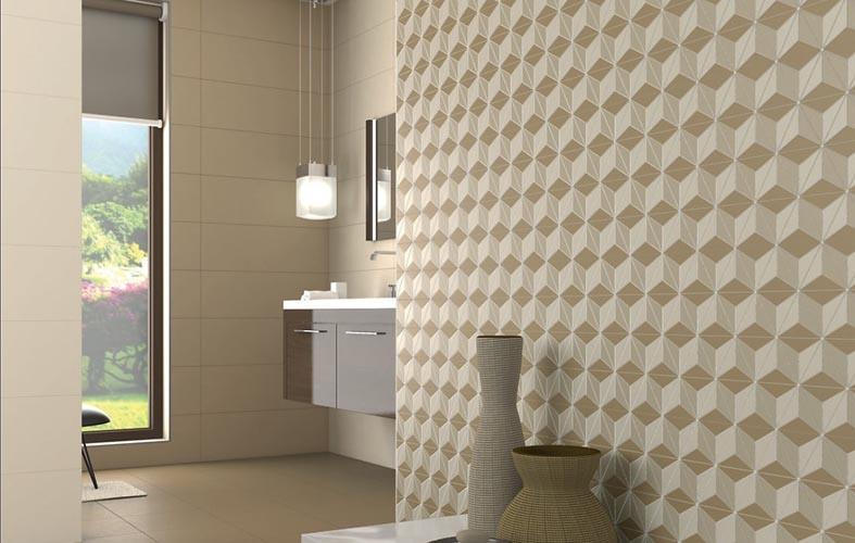 Керамическая плитка Arcana Ceramica Monochrome Pentas Warm 25x75 декор