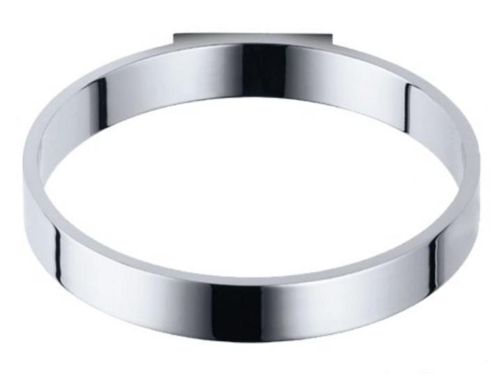 Edition 300  30021 010000 ХромАксессуары для ванной<br>Keuco Edition 300  30021 010000  кольцо для полотенец. Диаметр 210 мм. Монтаж настенный.<br>