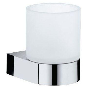 Edition 300  30050 019000 ХромАксессуары для ванной<br>Keuco Edition 300  30050 019000 держатель стакана. <br> Стеклянный стакан в комплекте. Монтаж - настенный.<br>