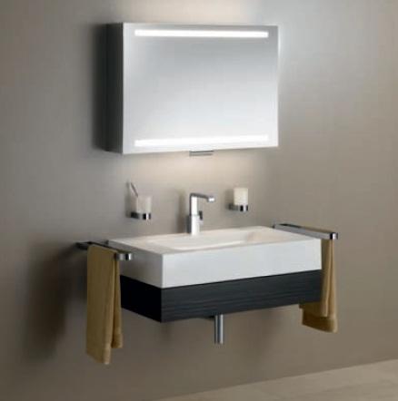 Edition 300  30362 002400 ДубМебель для ванной<br>Keuco Edition 300  30362 009000  тумба под раковину  Выдвижной фронтальный ящик с доводчиком. Монтаж -  настенный.  Раковина приобретается отдельно.<br>