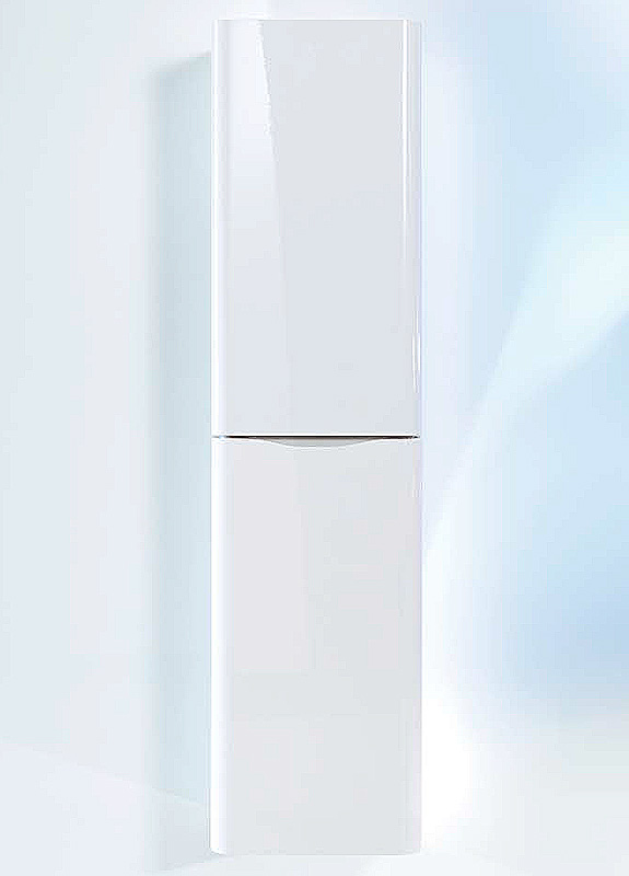 PuraVida 9206 85 85 R Белый глянцевыйМебель для ванной<br>Шкаф подвесной Duravit PuraVida 9206 85 85 R петли справа.<br>