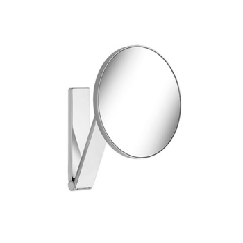 iLook move 17612 010000 ХромАксессуары для ванной<br>Keuco iLook move 17612 010000 косметическое зеркало. Настенная модель на кронштейне с шарниром,  регулируется в трех плоскостях. Одностороннее, вогнутое. Фактор увеличения x 5.<br>