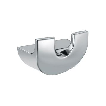 Elegance New 11613 010000 ХромАксессуары для ванной<br>Keuco Elegance New 11613 010000 двойной крючок для полотенец. Монтаж настенный.<br>
