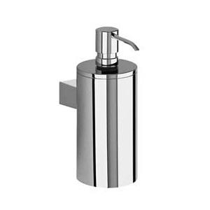 Plan 14953 010100 ХромАксессуары для ванной<br>Keuco Plan 14953 010100 дозатор жидкого мыла подвесной. В комплекте с держатель и насос. Объем: около 250 мл. Монтаж - настенный.<br>