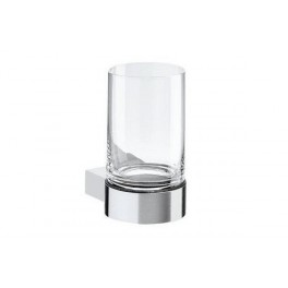 Plan 14950 019000 ХромАксессуары для ванной<br>Keuco Plan 14950 019000 стакан для зубных щеток,  с держателем. Монтаж настенный.<br>