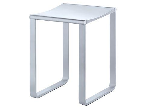 Plan 14982 010038 Светло-серыйМебель для ванной<br>Keuco Plan 14982 010038 стульчик для ванной комнаты.<br>