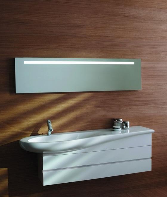 Alessi 4.2436.0.097.631.1 Белый лакМебель для ванной<br>Тумба под раковину подвесная Laufen Alessi 4.2436.0.097.631.1. Цвет белый лак.<br>