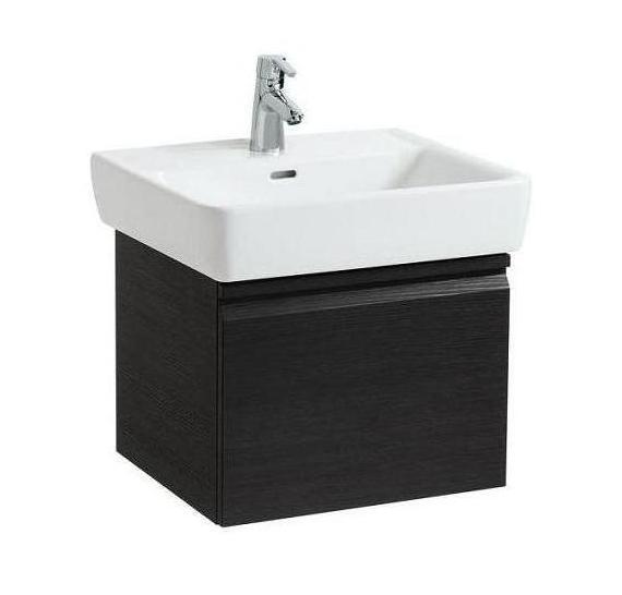 Pro New 4.8303.4.095.423.1 ВенгеМебель для ванной<br>Тумба под раковину подвесная Laufen Pro New 4.8303.4.095.423.1. Цвет венге.<br>
