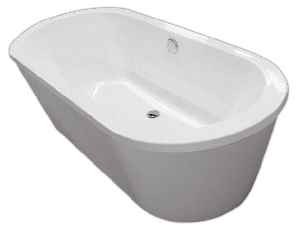 Casablanca Без ножекВанны<br>Vagnerplast Casablanca овальная акриловая ванна.<br>