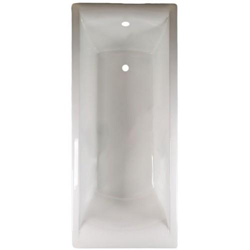 Prime 1800х800 Белая без ручекВанны<br>Castalia Prime 1800х800 ванна чугунная. Антискользящая насечка. В комплекте 4 чугунные ножки с подъемными болтами для регулирования по уровню.<br>