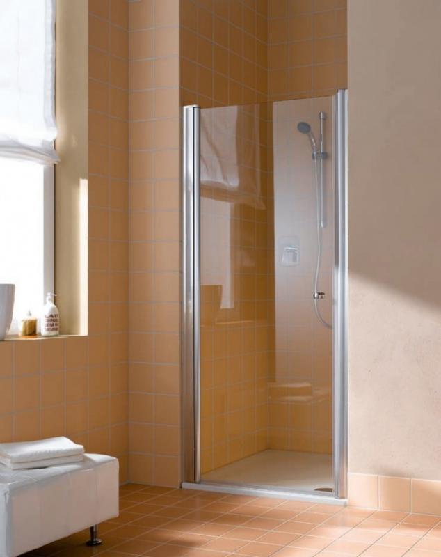 Atea AT 1WL 09018VAK  1WLДушевые ограждения<br>Душевая дверь Kermi Atea AT 1WL 09018VAK. Петли располагаются слева.<br>