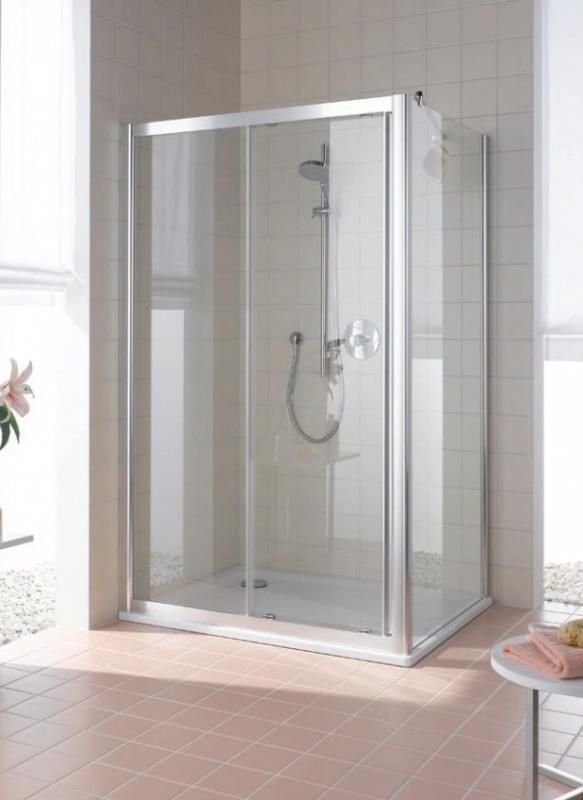 Душевая дверь Kermi Atea AT D2D 12018VAK D2D стоимость