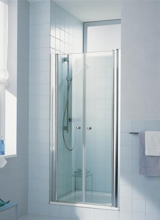 Душевая дверь Kermi Atea AT PTD 08018VAK PTD kermi profil v typ22 bh500x100x1100