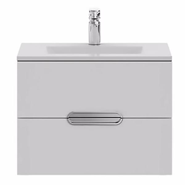 Spirit M70FHX0602WG Молочный дубМебель для ванной<br>Подвесная тумба под раковину AM PM Spirit M70FUX0602OF.<br>Тумба оснащена удобными ящиками для хранения с направляющими скрытого монтажа Hettich (Германия), а также доводчиками, обеспечивающими максимально плавное открытие и закрытие.<br>