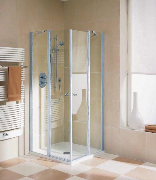 Ibiza 2000 I2 EOL 080181AK EOLДушевые ограждения<br>Душевая дверь Kermi Ibiza 2000 I2 EOL 080181AK. Маятниковая дверь с фиксированной панелью.<br>
