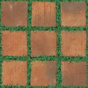 Evergreen Pave Cotto 34x34
