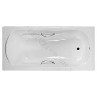 Castalia Venera 180  ComfortВанны<br>Гидромастер Castalia Venera 180 чугунная гидромассажная ванна. Гидромассаж 6 форсунок, система защиты от сухого пуска, сенсорный пульт управления, электронная регулировка мощности, режим пульсации, защита от перегрева, очистка гидромассажной системой продувкой, двигатель.<br>