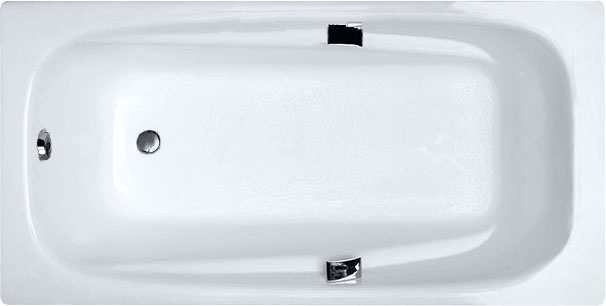 Castalia Emma 180 StandardВанны<br>Гидромастер Castalia Emma 180 чугунная гидромассажная ванна.  <br> Гидромассаж 6 форсунок, аэромассаж 10 форсунок, пневмоуправление, механический регулятор мощности, двигатель.<br>