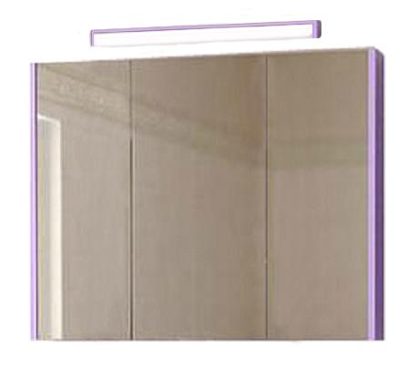 Сити 90 RAL цвет RALМебель для ванной<br>Зеркальный шкаф Astra Form Сити 90 RAL с подсветкой. Возможно исполнение в цветах по раскладке Ral.<br>