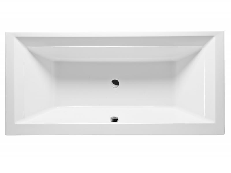 Акриловая ванна Excellent Crown Grand 190 Белая