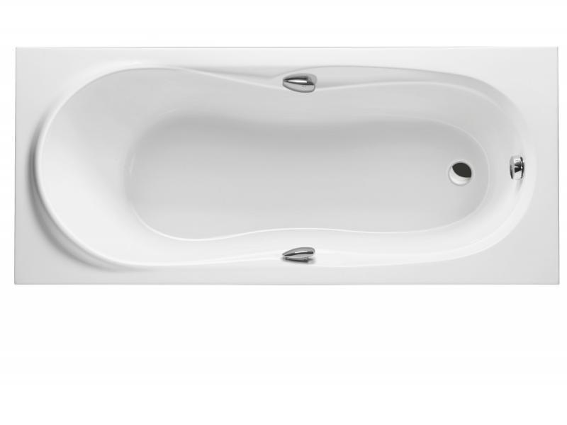 Elegance 160 БелаяВанны<br>Excellent Elegance 160 классическая прямоугольная акриловая ванна. Без слива.<br>Максимальное количество отверстий под смеситель на борт ванны - 2.<br>В стоимость входит только ванна, все комплектующие приобретаются отдельно.<br>
