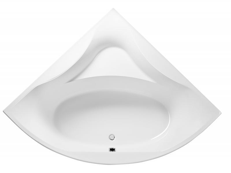 Акриловая ванна Excellent Glamour 150 Белая