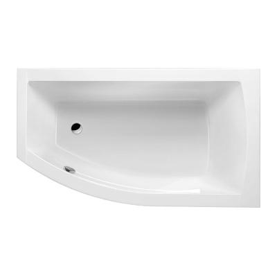 Magnus 160 ПраваяВанны<br>Excellent Magnus 160 ванна акриловая, имеет асимметричную форму. Максимальное количество отверстий под смеситель на борт ванны - 5. В стоимость входит только ванна, все комплектующие приобретаются отдельно.<br>