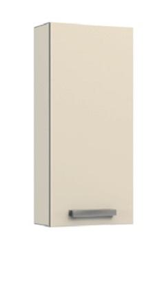 VR5-2-35L БелыйМебель для ванной<br>Шкаф подвесной Veronica VR5-2-35L. Петли слева.  Цвет белый.<br>