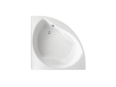 Presquile 145x145 E6045RU-00 145х145Ванны<br>Ванна угловая Jacob Delafon Presquile E6045RU-00. Цвет белый. Слив со стороны ног. Есть место для фронтальной установки смесителя.<br>