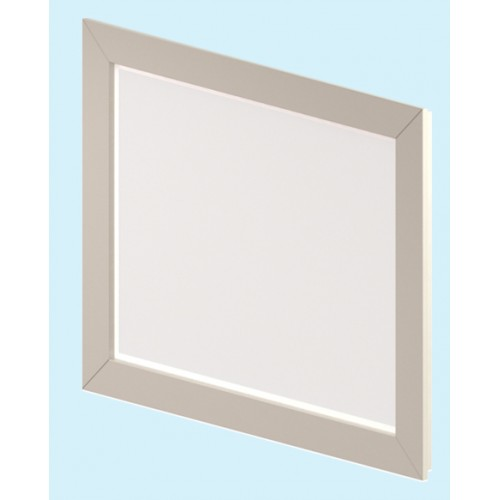 Лотус ЦВ RAL цвет RALМебель для ванной<br>Зеркало Лотус. В комплекте: встроенная светодиодная  подсветка, комплект  крепежа. Возможно исполнение в цветах по раскладке Ral.<br>