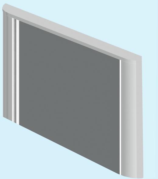 Прима БелоеМебель для ванной<br>Зеркало Прима. В комплекте: встроенная светодиодная подсветка, крепёжный комплект.<br>