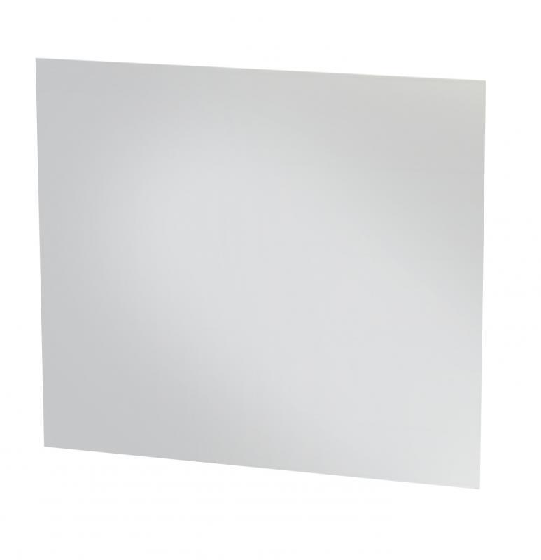Melato 800 мм Mlt800.11 01 БелоеМебель для ванной<br>Зеркало Melato Mlt800.11 01 с подсветкой и полкой.<br>