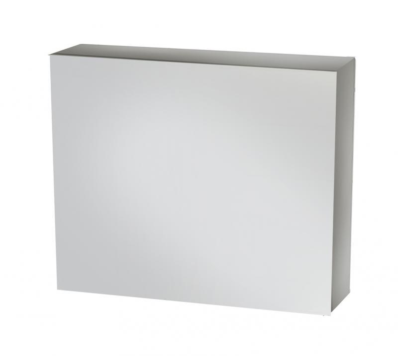Melato 800 мм Mlt800.12 01 БелыйМебель для ванной<br>Зеркальный шкаф Melato 800 мм Mlt800.12 01 с подсветкой.<br>