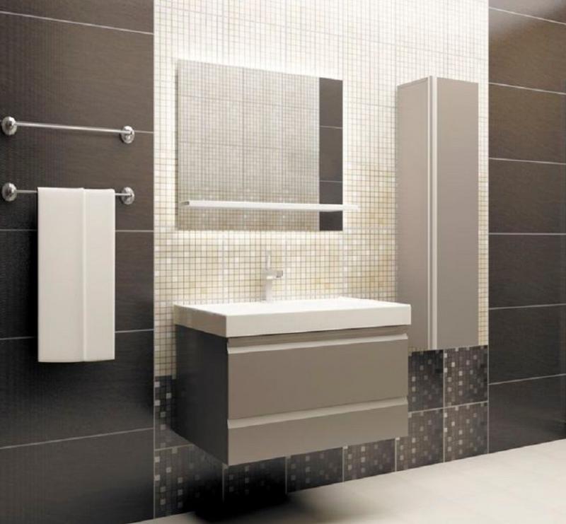 Severita New 80 Mob 387Мебель для ванной<br>Тумба с раковиной Severita New 800 S800.91.<br>