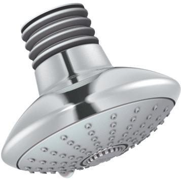 Euphoria 27235000 ХромВерхние души<br>Grohe Euphoria 27235000 верхний душ. Диаметр душевой лейки 118 мм, на два вида струи: дождь и массажная. С системой SpeedClean против известковых отложений.<br>