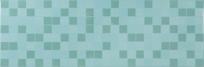Керамическая мозаика Azuliber Gloss AMA Mosaico Gloss Azul 20х60
