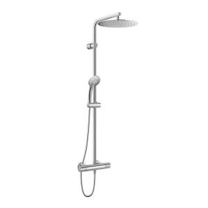 Душевая система Ideal Standard Ideal Rain Soft A6246aa Хром цена
