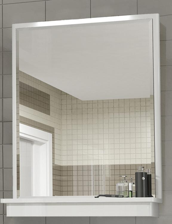 Felice Flc750.11 БелоеМебель для ванной<br>Зеркало Valente Felice Flc750.11<br>