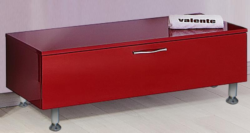 Lacrima Lac900.32 Ме(Г) РозоваяМебель для ванной<br>Тумба Valente Lacrima Lac900.32 Ме(Г) с ножками и выдвижным ящиком.<br>
