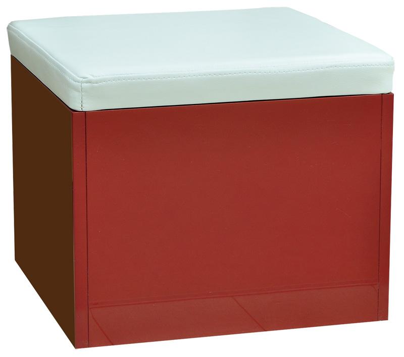 Lacrima Lac400.34 Ме(Г) Красный жемчугМебель для ванной<br>Пуф на колесиках Valente Lacrima Lac400.34 Ме(Г) Более 500 вариантов цветов на заказ.<br>