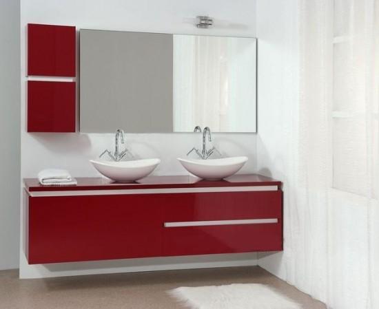 Tagliare T7.2.91 Раковина - жемчугМебель для ванной<br>Тумба с двумя раковинами Valente Tagliare T7.2.91<br>