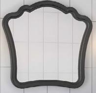 Requerdo R2.11 02 ЧерноеМебель для ванной<br>Зеркало с подогревом Valente Requerdo R2.11 02<br>