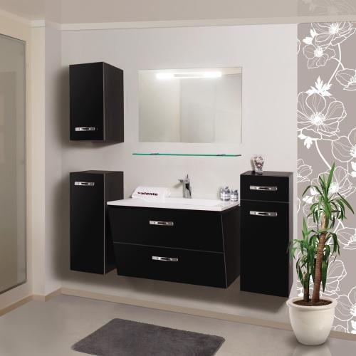 Versante Ver700.91 МеталликМебель для ванной<br>Тумба с раковиной Valente Versante Ver700.91<br>
