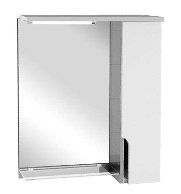 Brioso Brs 600.11 01-02 БелоеМебель для ванной<br>Зеркало Valente Brioso Brs 600.11 01-02<br>