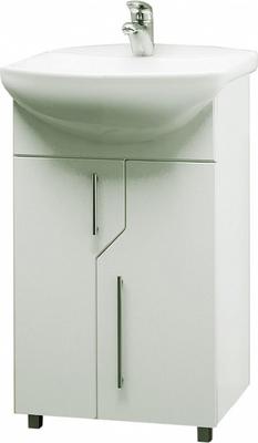 Nova N-SU-NOV-CE50 (500050) БелаяМебель для ванной<br>Тумба под раковину Cersanit Nova N-SU-NOV-CE50 (500050).<br>