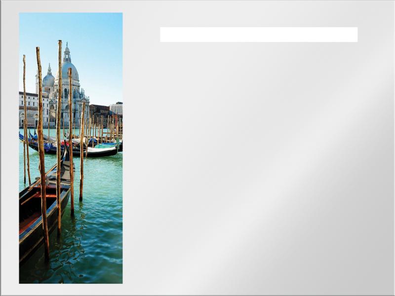 Vision Venezia 800х600 ЦветноеМебель для ванной<br>Dubiel Vitrum Vision Venezia 800х600 зеркало для ванной комнаты. С напечатанным снимком-изображением Венеции и светодиодной  планкой-подсветкой. С рамой для подсветки с задней стороны зеркала. Благодаря применению соответствующих материалов, сам снимок  города равномерно освещается по всей поверхности, снимок нанесён на стекло с помощью ультрафиолета.<br>